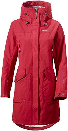 Didriksons 1913 Women's Functional Jacket, Womens, red