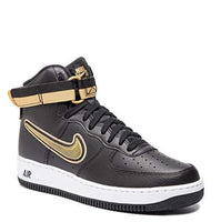 Nike AIR Force 1 HIGH \u002707 LV8 Sport , AV3938,001 Black, Gold