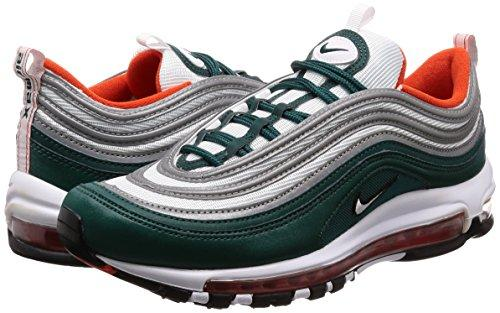 Nike Air Max 97 Rain ForestTeam Orange Available Now