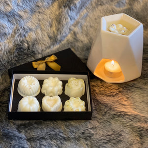 Oud Al Shams Wax Melt Sample Gift Box