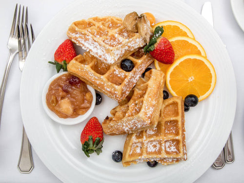 Breakfast and Brunches Tues Feb 25 6:00P - 8:30P