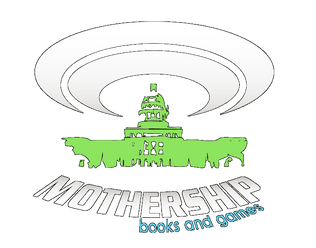 Mothership Books and Games TX | United States