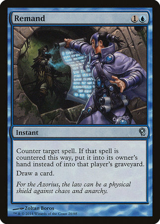 Remand [Duel Decks: Jace vs. Vraska] | Mothership Books and Games TX