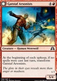 Gatstaf Arsonists [Shadows over Innistrad] | Mothership Books and Games TX