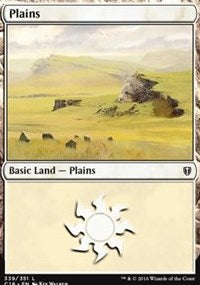 Plains (339) [Commander 2016] | Mothership Books and Games TX
