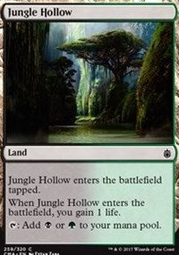 Jungle Hollow [Commander Anthology] | Mothership Books and Games TX