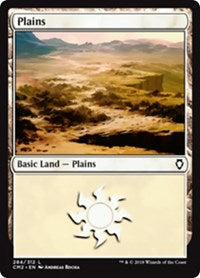Plains (284) [Commander Anthology Volume II] | Mothership Books and Games TX