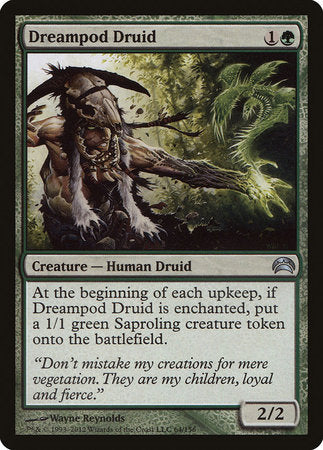 Dreampod Druid [Planechase 2012] | Mothership Books and Games TX