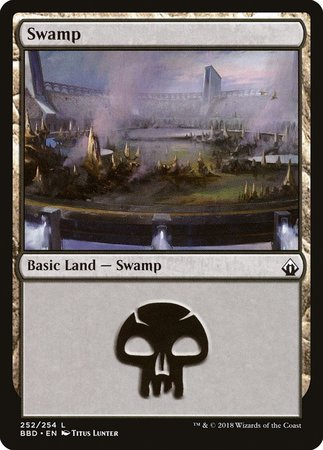 Swamp [Battlebond] | Mothership Books and Games TX