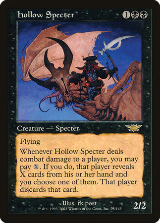 Hollow Specter [Legions] | Mothership Books and Games TX