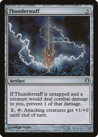 Thunderstaff [Archenemy] | Mothership Books and Games TX