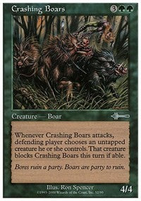 Crashing Boars [Beatdown Box Set] | Mothership Books and Games TX
