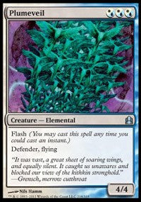 Plumeveil [Commander 2011] | Mothership Books and Games TX