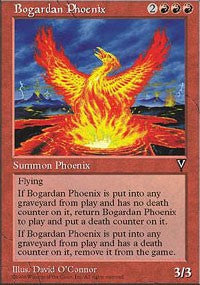 Bogardan Phoenix [Visions] | Mothership Books and Games TX
