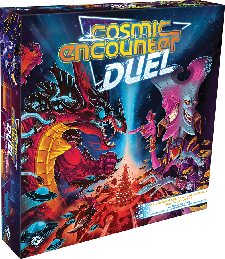 Cosmic Encounter: Duel | Mothership Books and Games TX