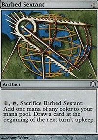 Barbed Sextant [Coldsnap Theme Decks] | Mothership Books and Games TX