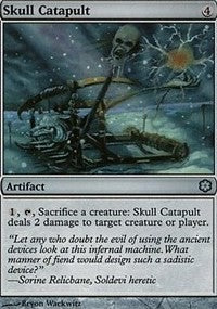 Skull Catapult [Coldsnap Theme Decks] | Mothership Books and Games TX