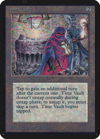 Time Vault [Limited Edition Alpha] | Mothership Books and Games TX