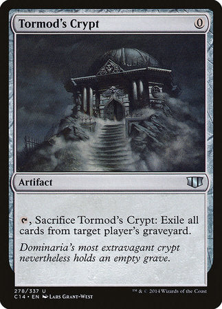 Tormod's Crypt [Commander 2014] | Mothership Books and Games TX