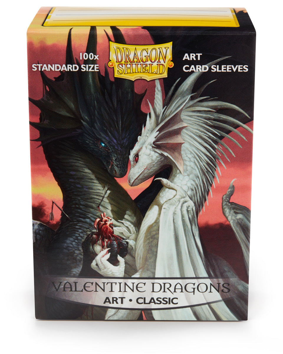 Dragon Shield Classic Art Sleeves (Standard Size) | Mothership Books and Games TX