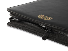 Dragon Shield Black Card Codex Zipster Binder | Mothership Books and Games TX