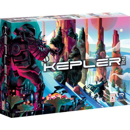 Kepler-3042 (USED-LIKE NEW) | Mothership Books and Games TX