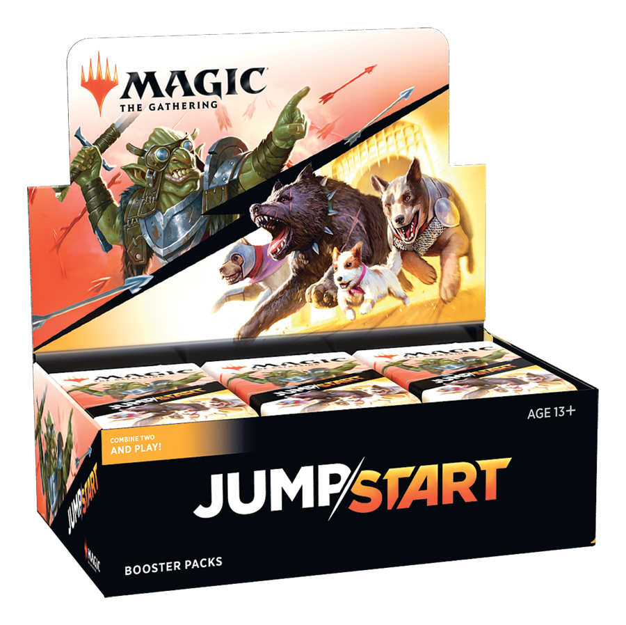 Jumpstart Booster Box (PREORDER) | Mothership Books and Games TX