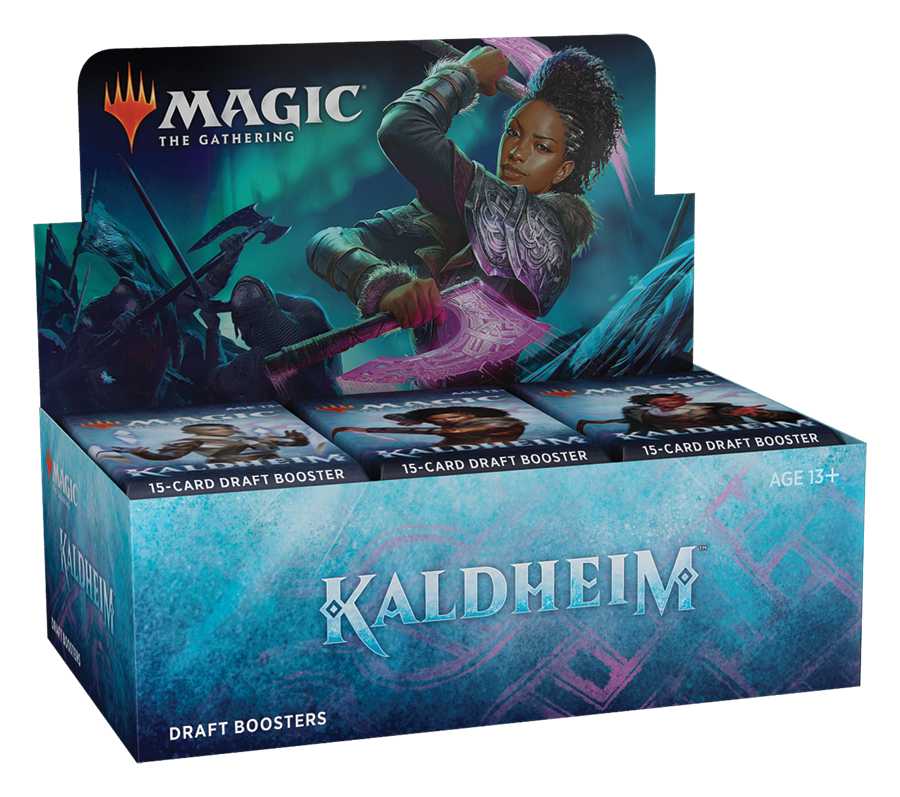 Kaldheim Draft Booster Display - Early Sale (PREORDER) | Mothership Books and Games TX