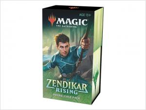 Zendikar Rising Prerelease Kit | Mothership Books and Games TX
