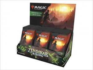Zendikar Rising Set Booster Display | Mothership Books and Games TX