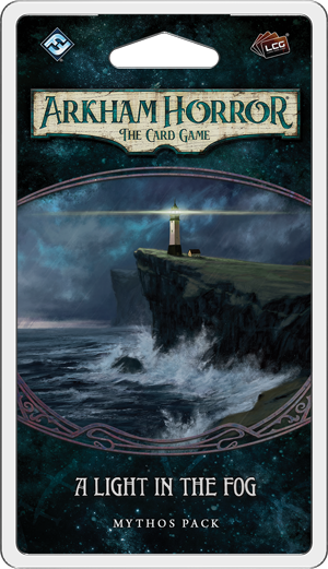 Arkham Horror LCG A Light in the Fog Mythos Pack | Mothership Books and Games TX