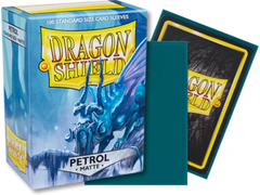 Dragon Shield Matte Solid Color Sleeves | Mothership Books and Games TX