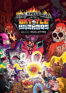 Epic Spell Wars of the Battle Wizards 1: Duel at Mt. Skullzfyre | Mothership Books and Games TX
