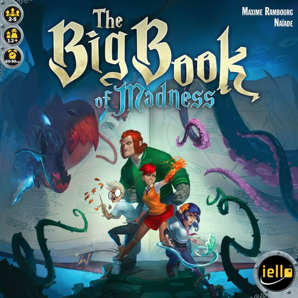 The Big Book of Madness | Mothership Books and Games TX