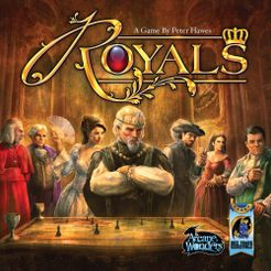 Royals (USED) | Mothership Books and Games TX