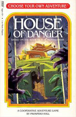 Choose Your Own Adventure: House of Danger | Mothership Books and Games TX