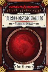 D&D Three Dragon Ante: Legendary Edition | Mothership Books and Games TX