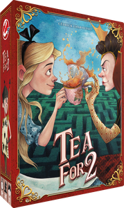 Tea for 2 | Mothership Books and Games TX