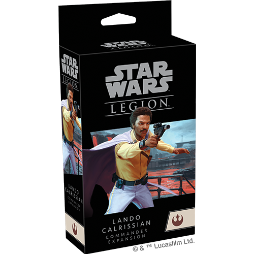 Star Wars Legion Lando Calrissian Commander Expansion (PREORDER) | Mothership Books and Games TX