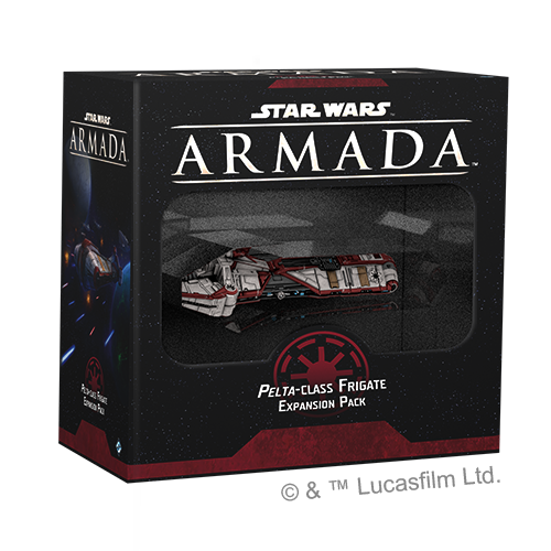 Star Wars Armada Pelta-class Frigate Expanion Pack (PREORDER) | Mothership Books and Games TX