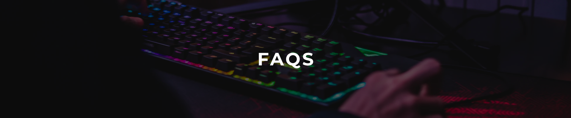 60brand custom gaming mousepad faqs