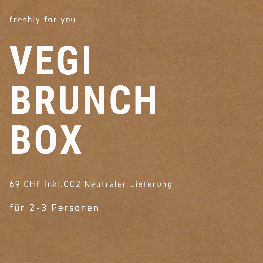 VEGI BRUNCH BOX (für 2-3 Personen)