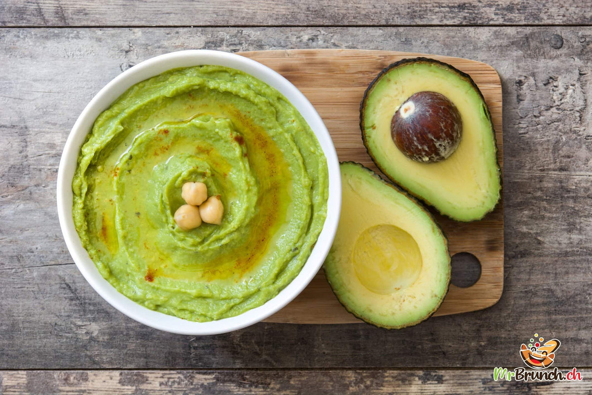Avocado Spread (200g) - MrBrunch AG