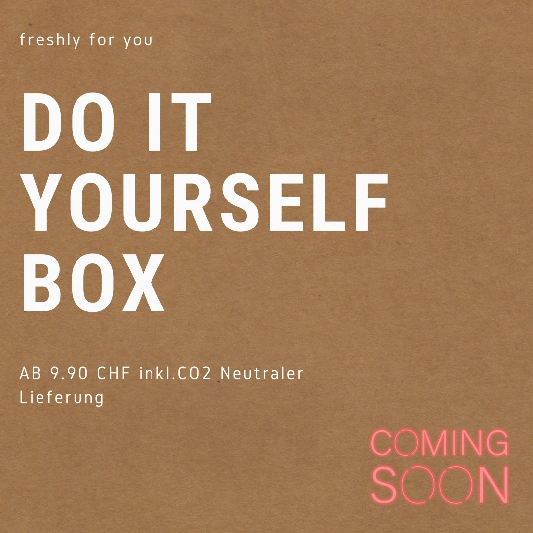 DO IT YOURSELF BOX - MrBrunch AG