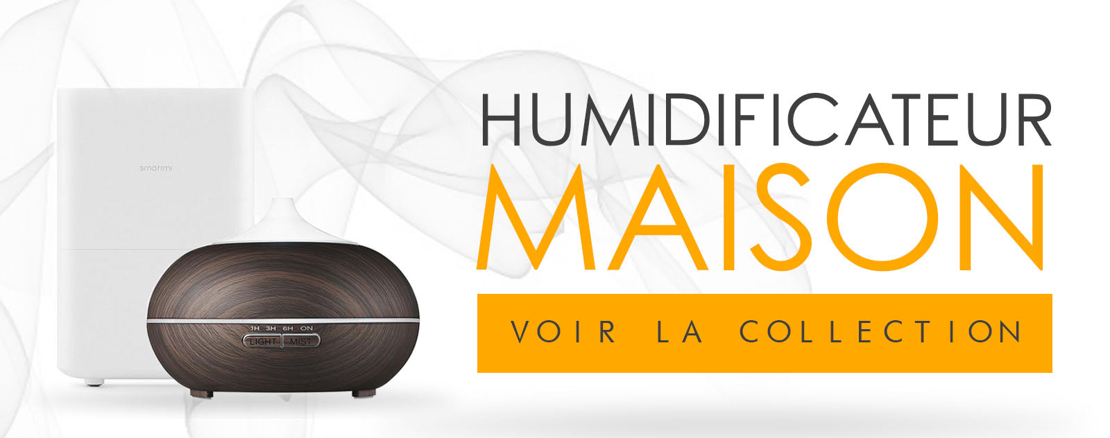 Humidificateur d'air Maison