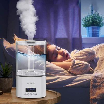 Humidificateur d'air <br> Baby Boyon X1 (Hygro)