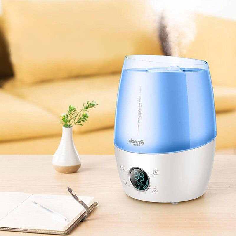 Humidificateur d'air avec Hygromètre | Le Purificateur