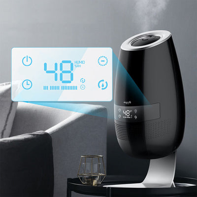 Humidificateur d'air <br> Deerma Black (Hygro)
