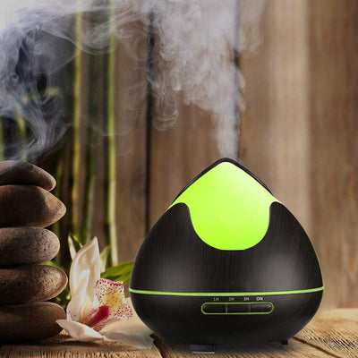 Humidificateur d'air <br> Diffuseur Tournesol