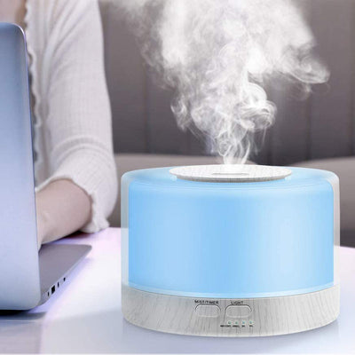Humidificateur d'air <br> Diffuseur Musical